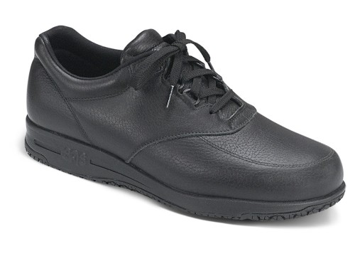 SAS Guardian slip resistant Black