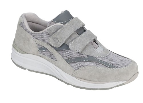 SAS Journey Velcro Grey