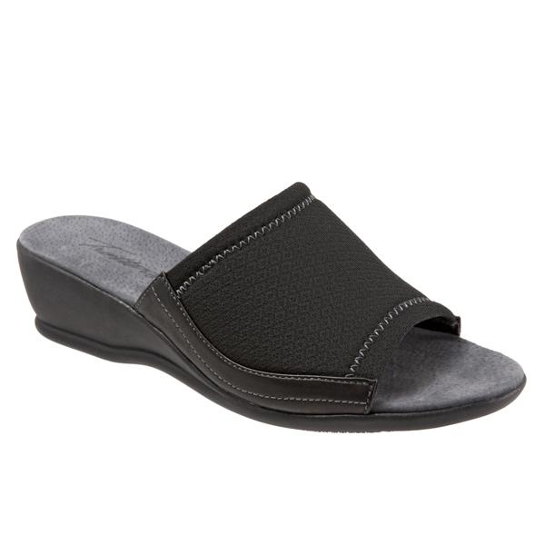 Trotters Lucca black