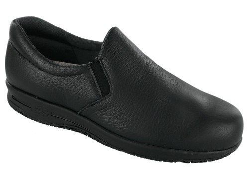 SAS Patriot slip resistant Black