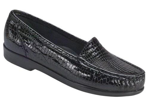 SAS Simplify Black Croc